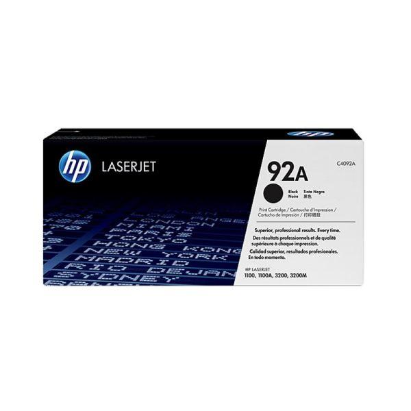 Toner HP LaserJet C4092A Black Print Cartridge