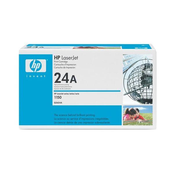 Toner HP LaserJet Q2624A Black Toner|armenius.com.cy