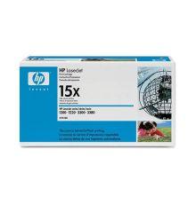 Toner HP LaserJet C7115X Black Print Cartridge