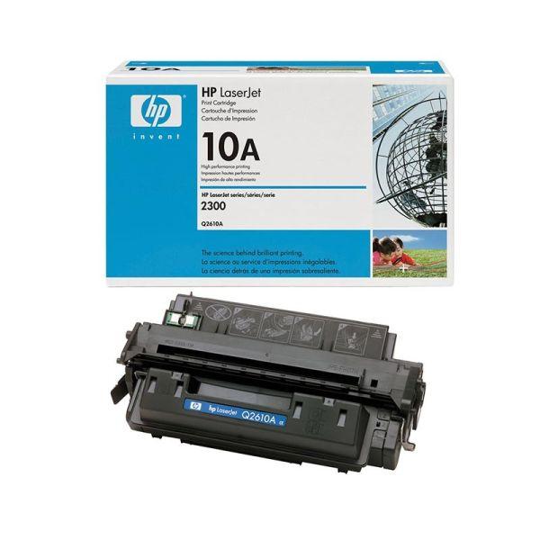 Toner HP LaserJet Q2610A Black Print Cartridge|armenius.com.cy