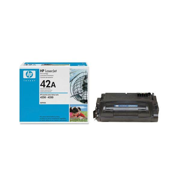 Toner HP LaserJet Q5942A Black Print Cartridge armenius.com.cy
