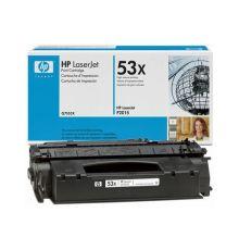 Toner HP LaserJet Black Print Cartridge Q7553X|armenius.com.cy