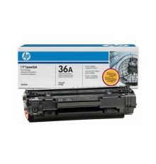 Toner HP 36A Black LaserJet Toner Cartridge