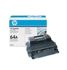 Toner HP 64A Black Original LaserJet Toner Cartridge