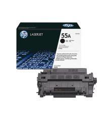 Toner HP LaserJet Black Print Cartridge CE255A|armenius.com.cy