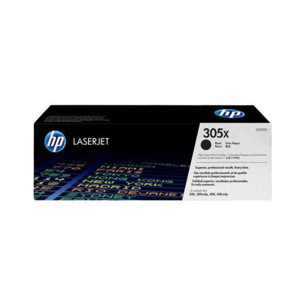 Toner HP 305X Black Dual Pack LaserJet Toner Cartridges