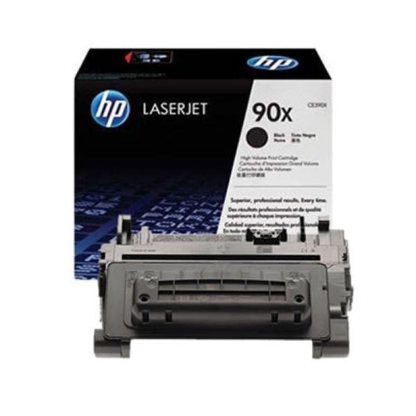 Toner HP 90X Black LaserJet Toner Cartridge
