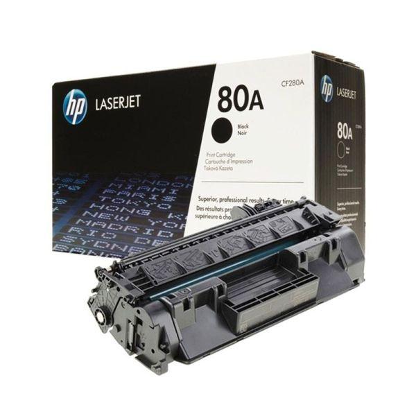 Toner HP 80A Black LaserJet Toner Cartridge