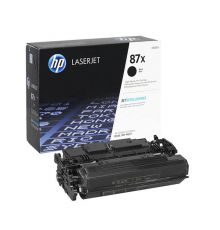 Toner HP 87X High Yield Black Original LaserJet Toner Cartridge