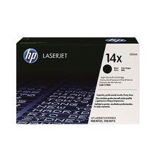 Toner HP 14X Black LaserJet Toner Cartridge