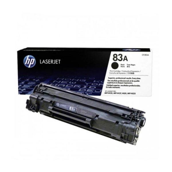 Toner HP 83A Black Original LaserJet Toner