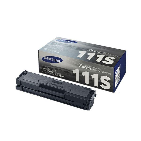 Samsung Black Toner Cartridge MLT-D111S|armenius.com.cy