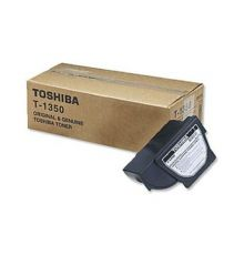 Toner Toshiba black toner cartridge T-1350|armenius.com.cy
