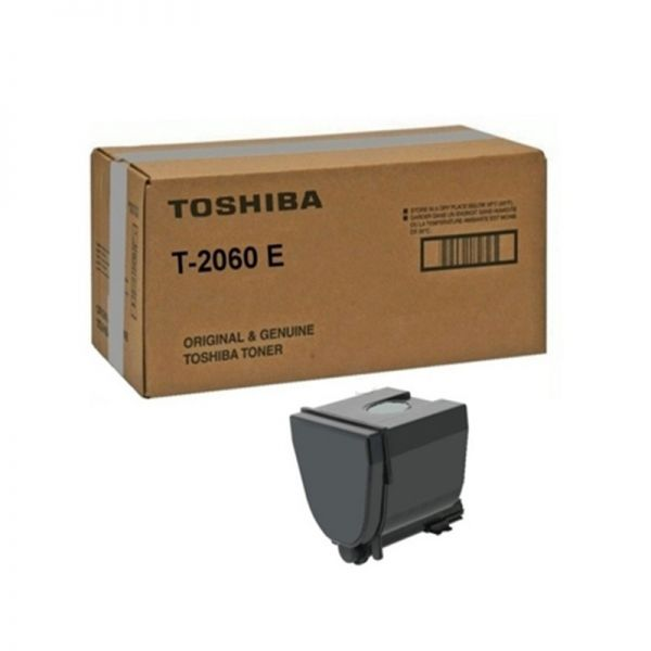 Toner Toshiba Black Toner Cartridge T-2060E armenius.com.cy