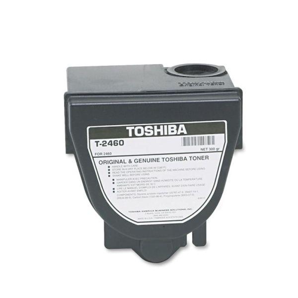 Toner Toshiba Black Toner Cartridge T-2460|armenius.com.cy