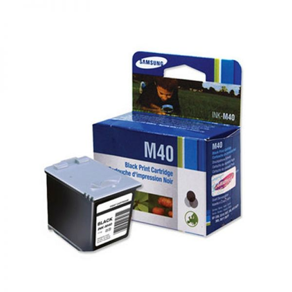 Ink cartridge Samsung black Ink Cartridge M40|armenius.com.cy