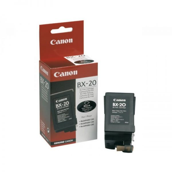 Ink cartridge Canon Black Ink Cartridge BX-20|armenius.com.cy