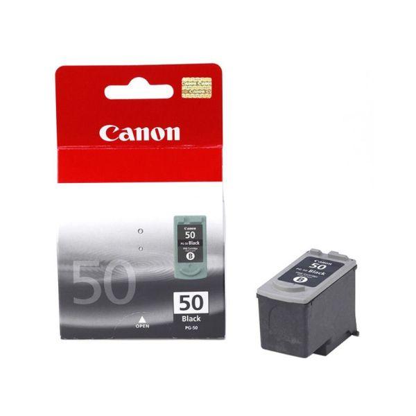 Ink cartridge Canon black Ink Cartridge PG-50|armenius.com.cy