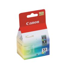 Ink cartridge Canon Color Ink Cartridge CL-51|armenius.com.cy