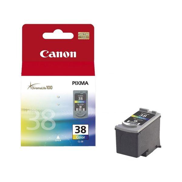 Ink cartridge Canon Colour Ink Cartridge CL-38|armenius.com.cy