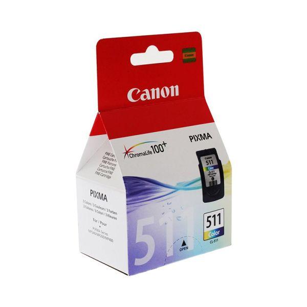Ink cartridge Canon Colour Ink Cartridge CL-511|armenius.com.cy