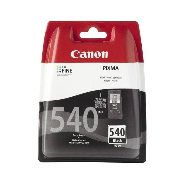 Ink cartridge Canon black ink cartridge PG-540|armenius.com.cy