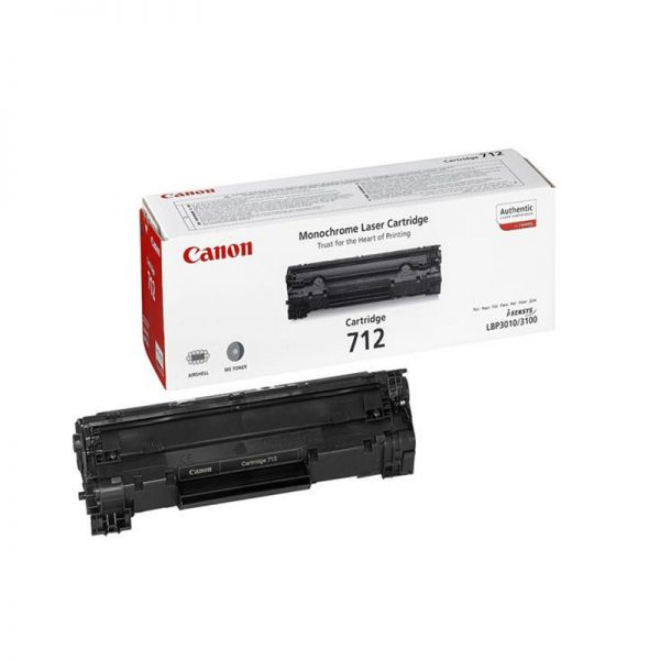 Toner Canon 712 Black Toner Cartridge CAN-712|armenius.com.cy