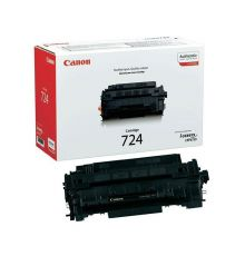 Toner Canon 724 black Toner Cartridge CAN-724|armenius.com.cy