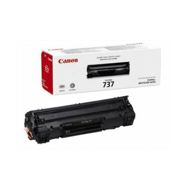 Toner Canon 737 Black Toner Cartridge CAN-737|armenius.com.cy