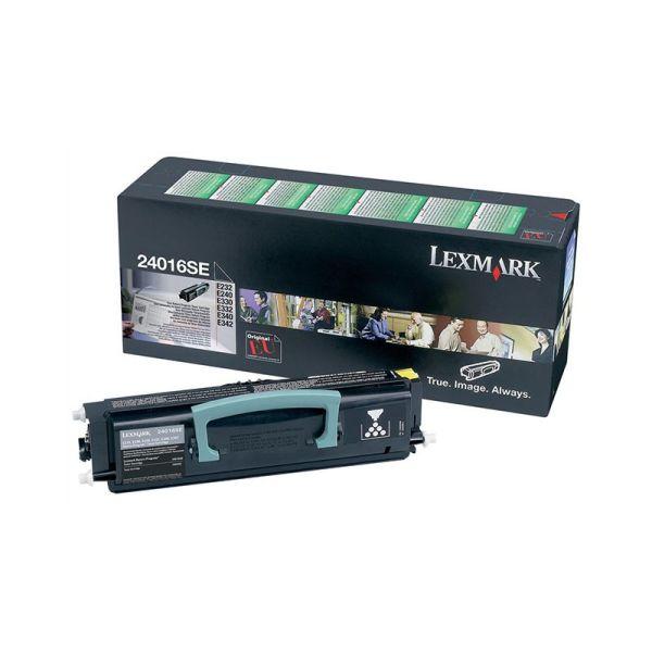 Toner Lexmark black Toner Cartridge 24016SE armenius.com.cy