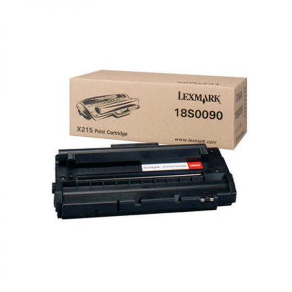 Toner Lexmark Black Toner Cartridge 18S0090|armenius.com.cy