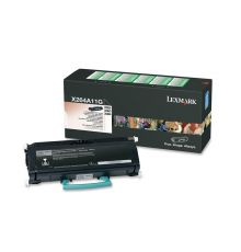 Toner Lexmark Black Toner Cartridge X264A11G|armenius.com.cy