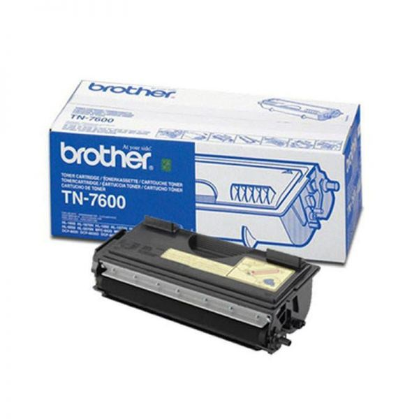 Toner Brother black Toner Cartridge TN-7600|armenius.com.cy