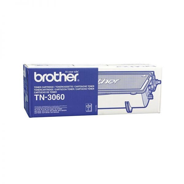 Toner Brother black Toner Cartridge TN-3060|armenius.com.cy