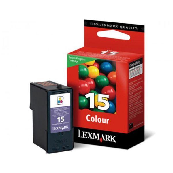Ink cartridge Lexmark 15 colour ink cartridge