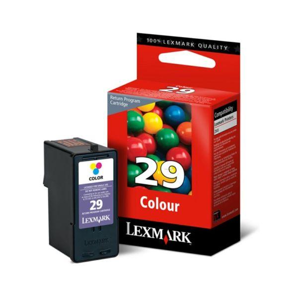 Ink cartridge Lexmark No 29 Colour Ink Cartridge