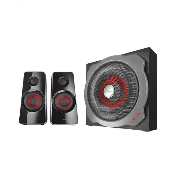 Компьютерные колонки и динамики Speakers Trust GXT 38 Ultimate