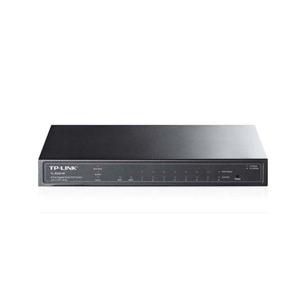 Tp Link 8-Port Gigabit Smart PoE TL-SG2210P|armenius.com.cy