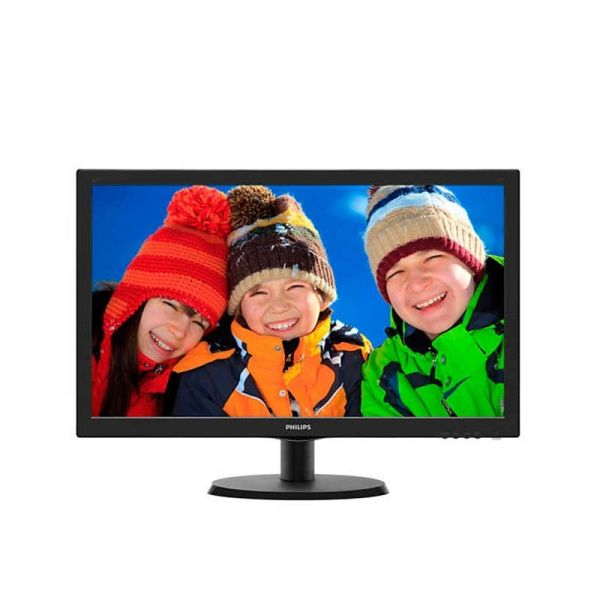 MONITOR PHILIPS 21.5'' LED Wide Full HD 223V5LHSB/69 |
