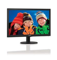 PC Monitor MONITOR PHILIPS 23.6'' LED Wide Full HD Multimedia