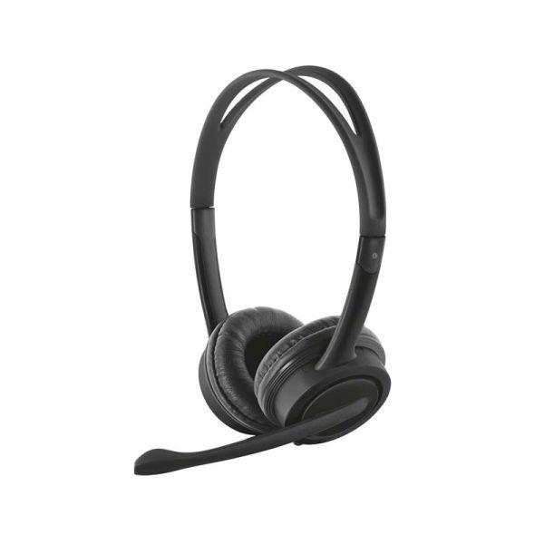 HeadSet TRUST MAURO USB 17591 armenius.com.cy