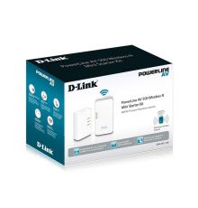 PowerLine & Extender AV 500 Kit Wireless D-Link DHP-W311AV EU