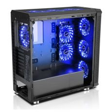 Sama Vanguard Full Tower Tempered Glass|armenius.com.cy