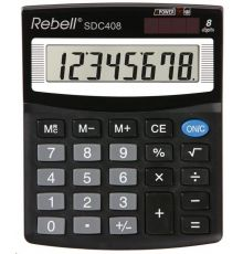 DESKTOP CALCULATOR REBELL 8111 8 DIGIT | armenius.com.cy