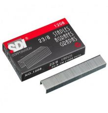 STANDARD STAPLES SDI 23/8 1000 PCS BOX | armenius.com.cy