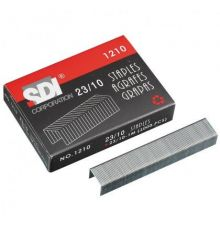 STANDARD STAPLES SDI 23/10 1000 PCS BOX | armenius.com.cy