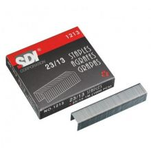 STANDARD STAPLES SDI 23/13 1000 PCS BOX|armenius.com.cy