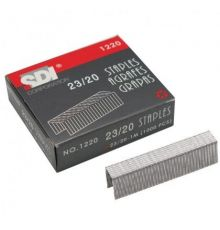 STANDARD STAPLES SDI 23/20 1000 PCS BOX | armenius.com.cy
