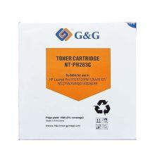 G & G Laser Toner NT-PH283C|armenius.com.cy