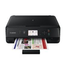 Printer CANON ALL IN ONE INKJET TS5055 BLACK | armenius.com.cy